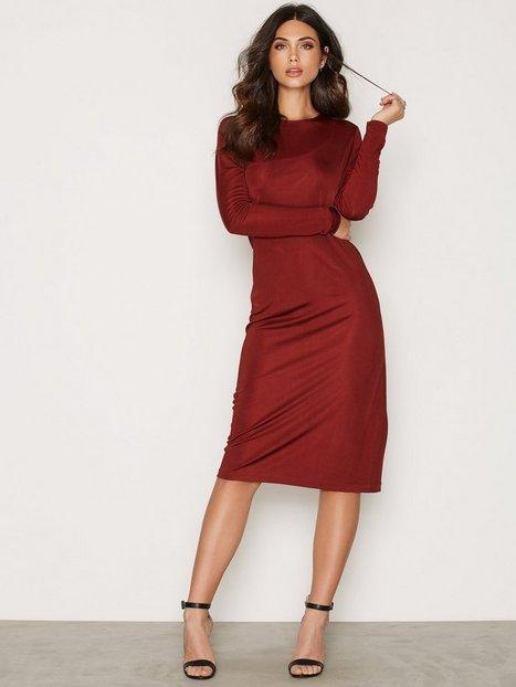 Billede af Filippa K Drape Jersey Dress Kropsnære kjoler Red