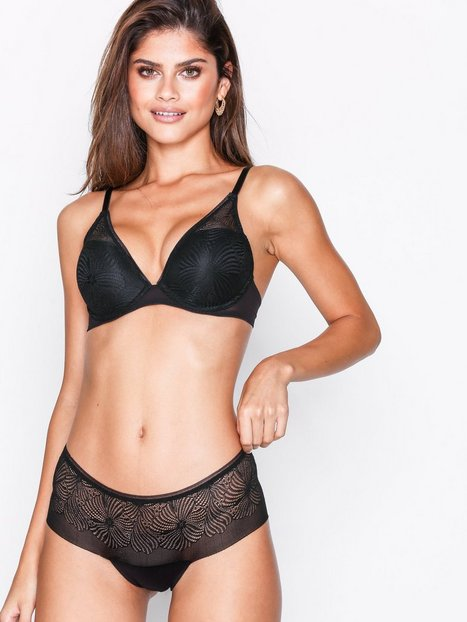 Billede af Wonderbra Fabulous Feel Shorty Briefs Sort