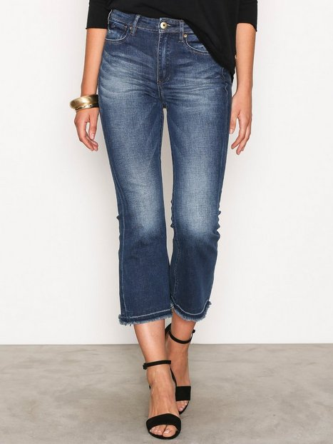 Billede af Scotch & Soda Grace Spirit Kick Flare Bootcut & Flare Denim