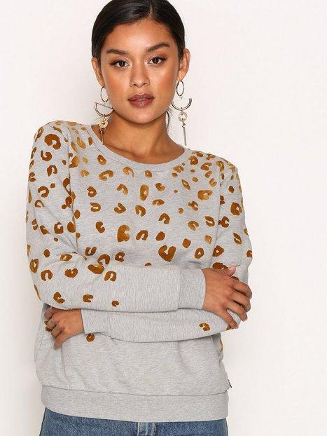 Billede af Scotch & Soda Flock Pattern Sweater Sweatshirt Grey Melange