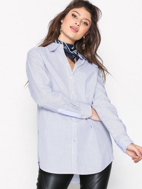 Billede af Maison Scotch Boyfriend Fit Shirt Skjorte Combo A