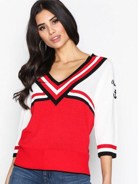 Billede af Maison Scotch Knitted Sportive Top Strikkede trøjer Combo A