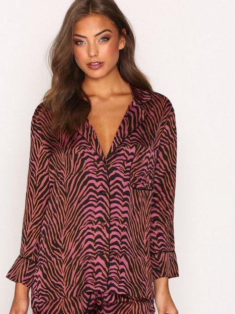 Billede af Love Stories Jude L Coverup Top Pyjamas & Hyggetøj Zebra