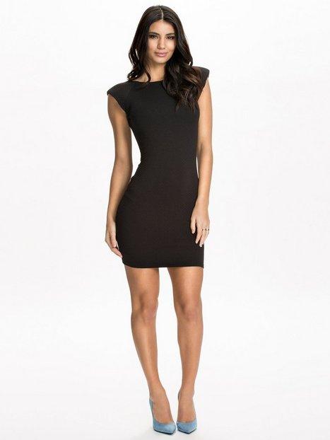 Shoulder Pad Dress