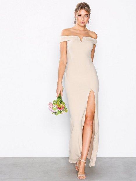 Billede af Ax Paris Bardot Maxi Dress Maxikjoler Blush