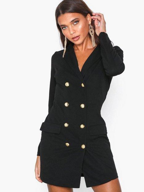 Billede af Ax Paris Long Sleeve Blazer Dress Skater kjoler