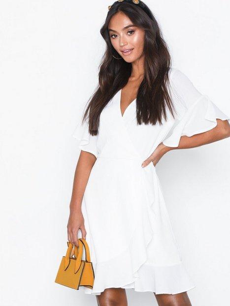 Billede af Ax Paris Frill Sleeve Mini Dress Skater kjoler