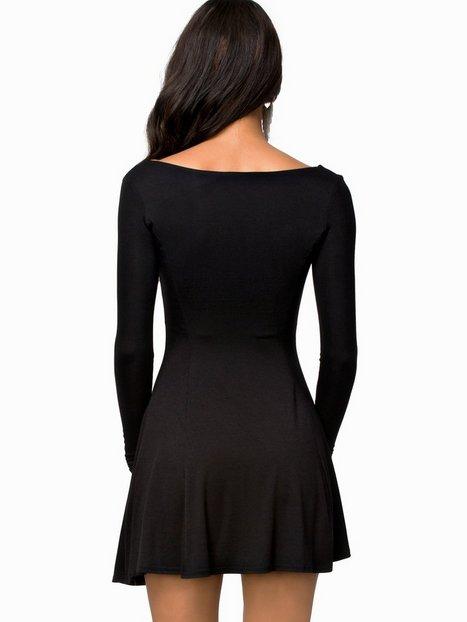 Long sleeve jersey dress nelly