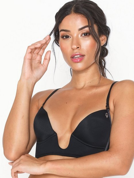 Billede af Abecita Amelia New Super Push Up Bra Multifunktions BH Sort