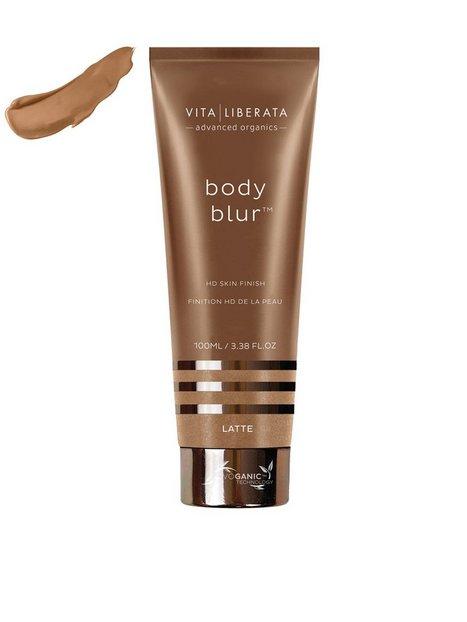 Billede af Vita Liberata Body Blur Instant Skin Finish 100ml Self Tan Latte