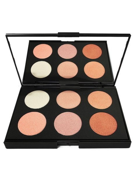 Pashion Highlight Kit Perfectly Illuminating Bronzer Flerfärgad thumbnail