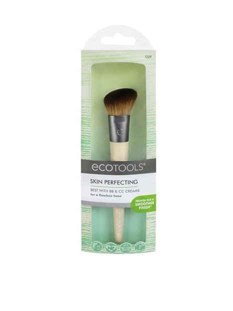 Billede af Eco Tools Skin Perfecting Brush Pensle & Sminkebørste Bamboo