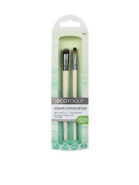Billede af Eco Tools Ultimate Concealer Duo Pensle & Sminkebørste Bamboo