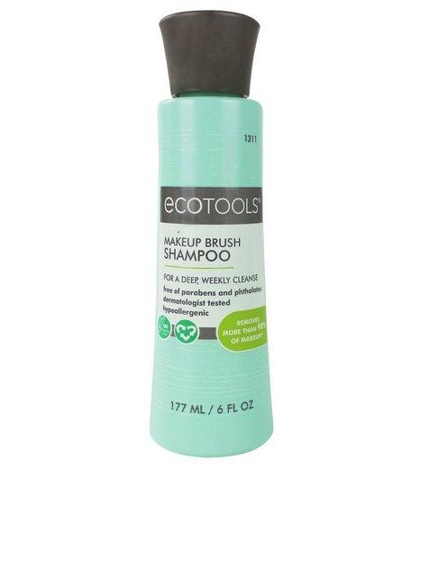 Billede af Eco Tools Makeup Brush Shampoo 177 ml Tilbehør-- Transparent