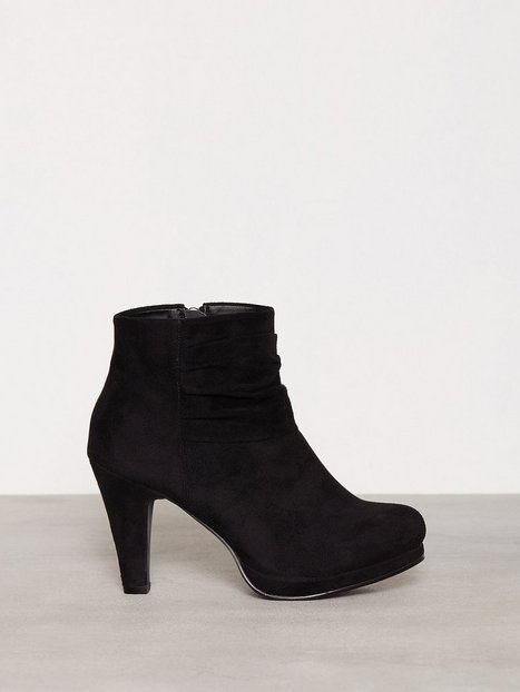 Billede af Duffy High Heel Boot High Heel Sort