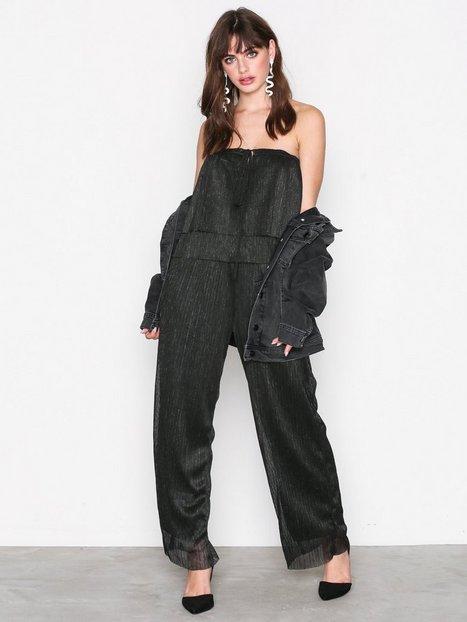 Billede af Glamorous Bardot Flouence Jumpsuit Jumpsuits Black