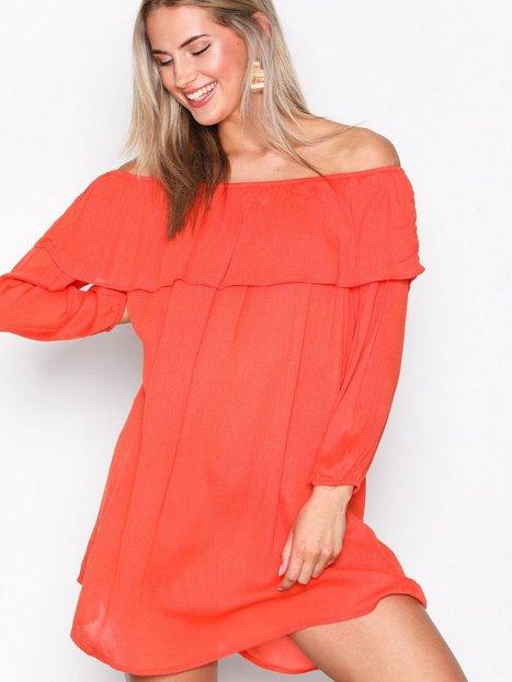 Billede af Glamorous Bardot Dress Loose fit dresses Orange