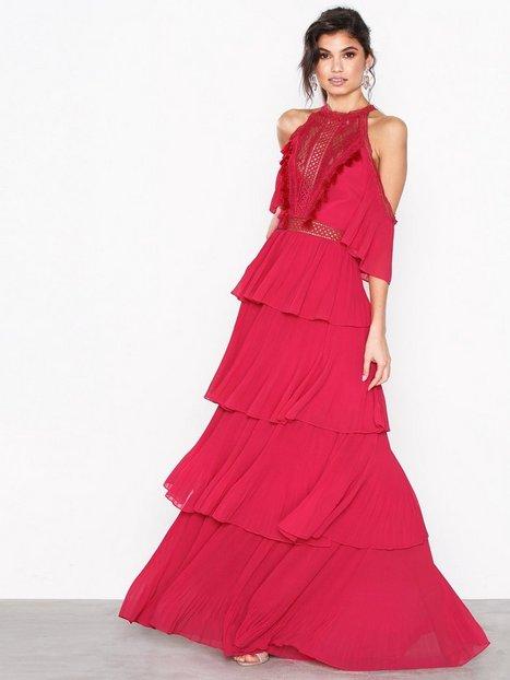 Billede af True Decadence Flounce Gown Dress Maxikjoler