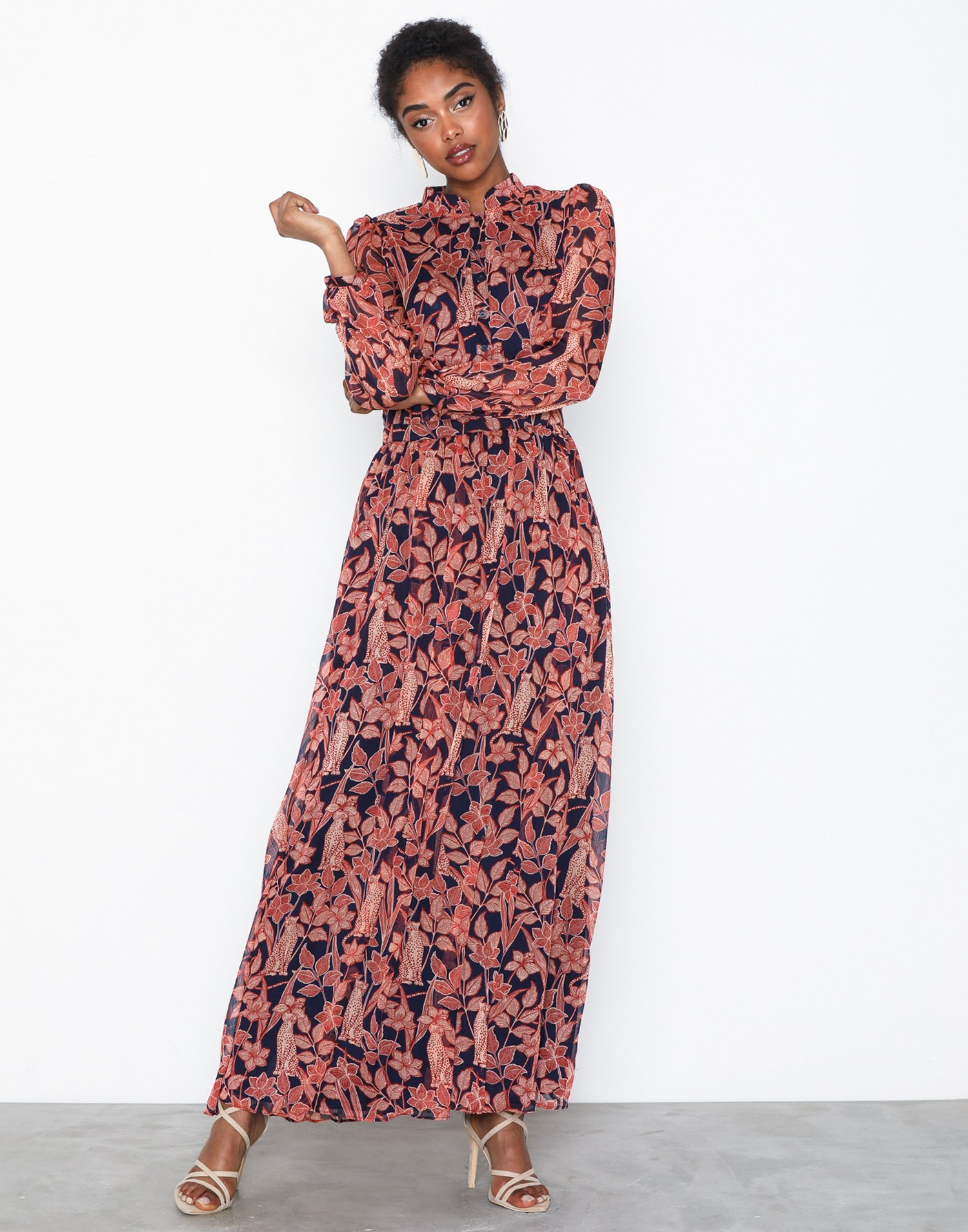 Long Sleeve Dress Long