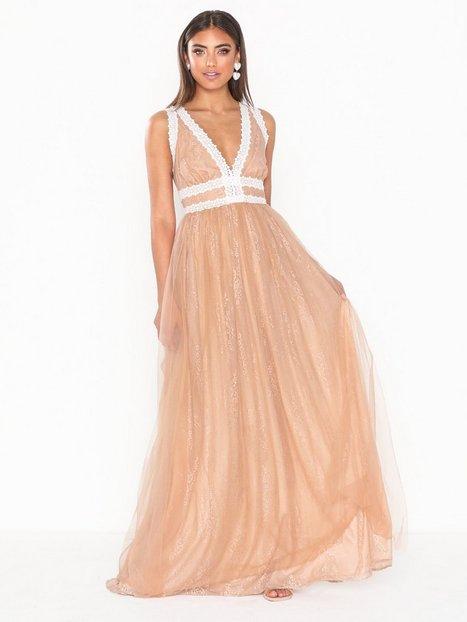 Billede af True Decadence Bohemian long lace dress Maxikjoler