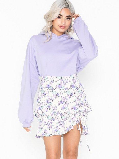Billede af Glamorous Bloom Skirt Midi nederdele