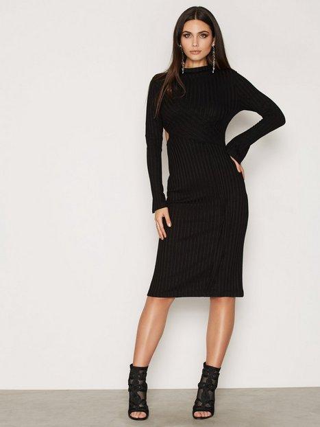 Billede af Aéryne Ga dress Kropsnære kjoler Black