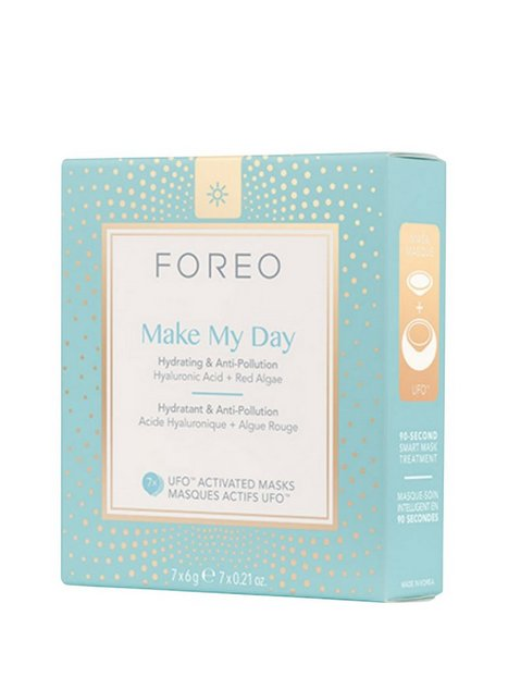 Billede af Foreo UFO Mask Make My Day x7 Dagcreme Transparent
