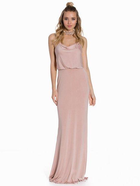 Billede af Forever Unique Mae Dress Kropsnære kjoler Light Beige