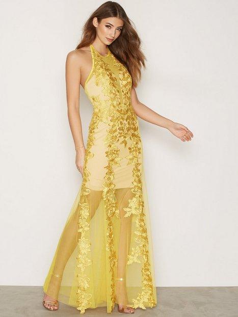Billede af Forever Unique Sadie Dress Maxikjole Yellow