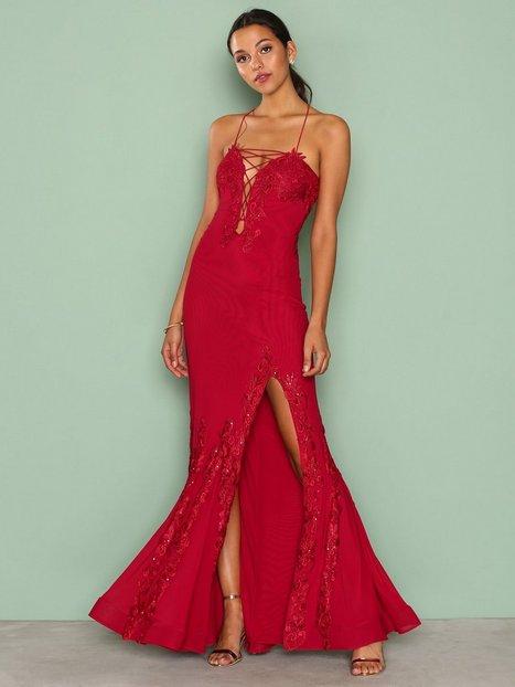 Billede af Forever Unique Alanis Dress Maxikjole Red