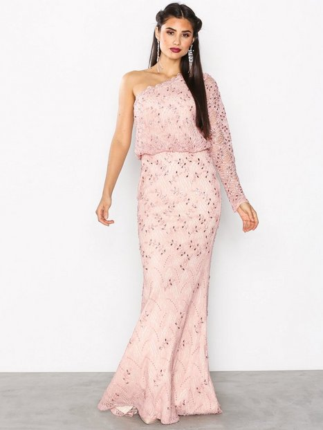 Billede af Forever Unique Alaina Dress Maxikjole Pink