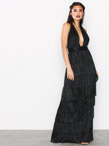 Billede af Forever Unique Marleen Dress Maxikjoler Black