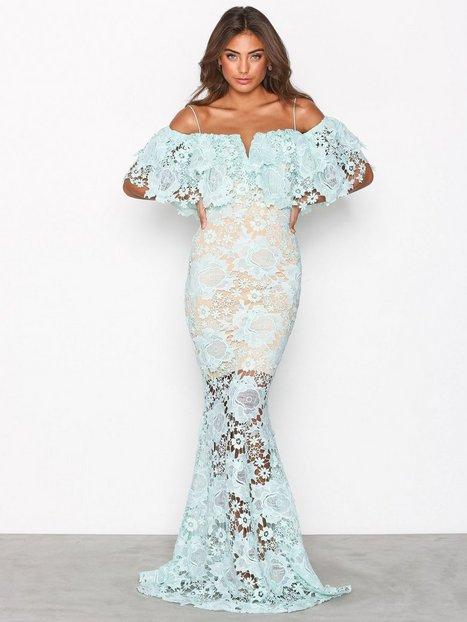 Billede af Forever Unique Celeste Dress Kropsnære kjoler Mint