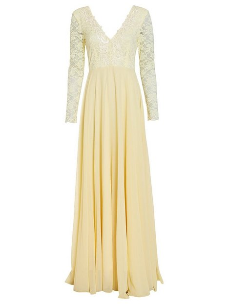 Long Sleeve Detail Dress