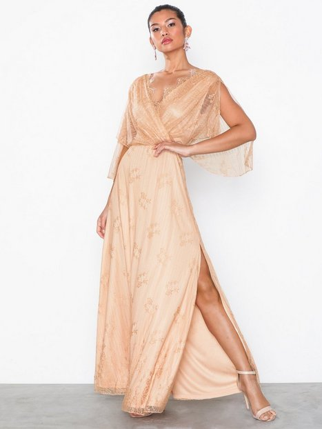 Billede af U Collection Maxi Wrap Dress Maxikjoler