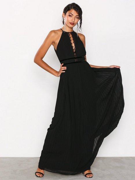 TFNC Aberda Maxi Dress Maksimekot Black thumbnail