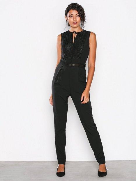 Billede af TFNC Gala Jumpsuit Jumpsuits Black