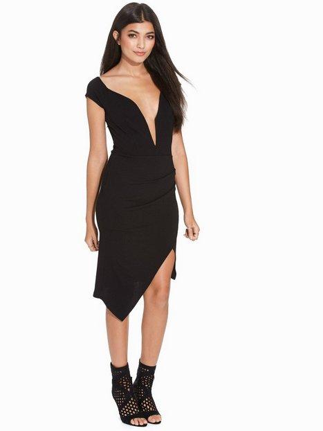 Billede af TFNC Laura Dress Kropsnære kjoler Black