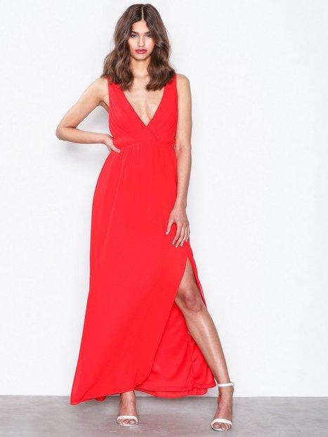 Billede af TFNC Cannery Maxi Dress Maxikjoler Red