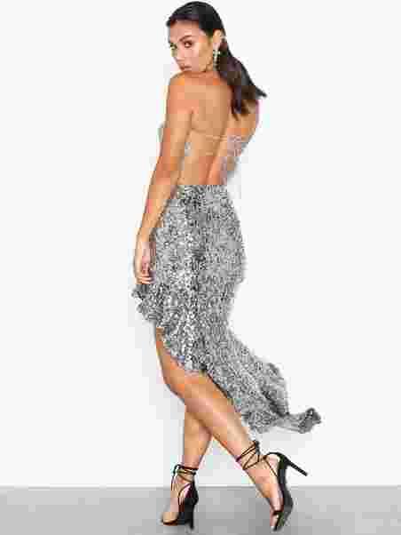 040ead7e8d Showtime Maxi Skirt - For Love & Lemons - Sparkle - Skirts ...