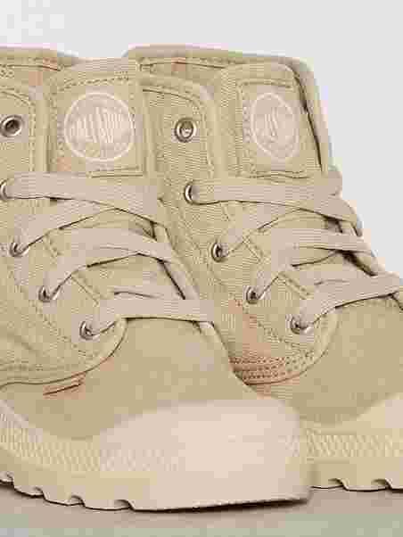 7fcb8120c4b Pampa Hi Lady - Palladium - Sahara - Sneakers - Shoes - Women ...