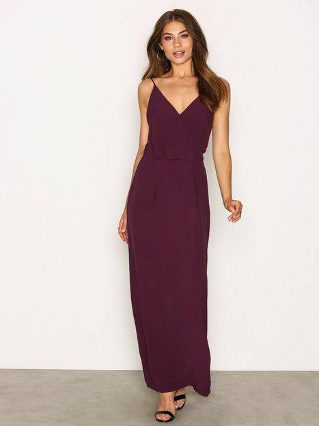 Samsøe Samsøe Ginni I Dress Maxiklänningar Potent Purple thumbnail