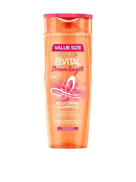 Billede af L'Oréal Paris Dream Lenghts Shampoo 400ml Shampoo Transparent