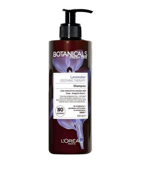 Billede af L'Oréal Paris Botanicals Lavender Shampoo 400ml Shampoo Transparent