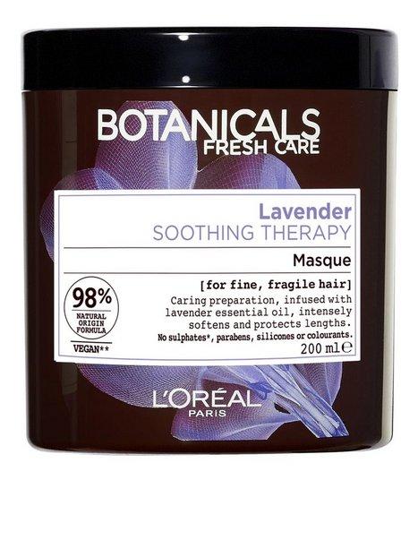 Billede af L'Oréal Paris Botanicals Lavender Mask 200ml Hårkur og Hårolie Transparent