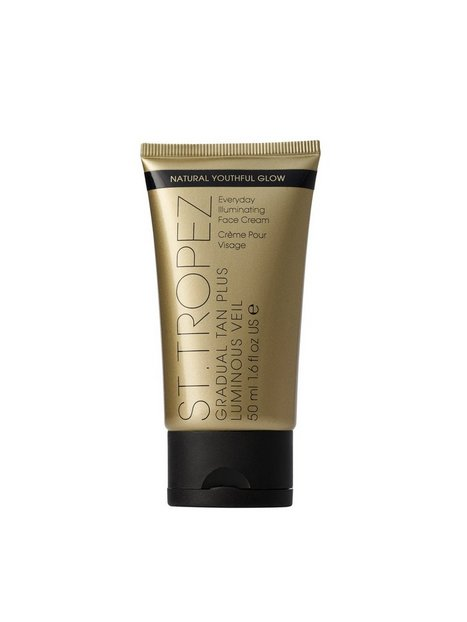 Billede af St. Tropez Gradual Tan Plus Luminous Veil Face Cream Self Tan