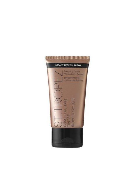 Billede af St. Tropez Gradual Tan Tinted Bronzing Face Primer Self Tan Hvid