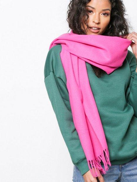Billede af Samsøe Samsøe Accola maxi scarf 2862 Tørklæder Fuchsia