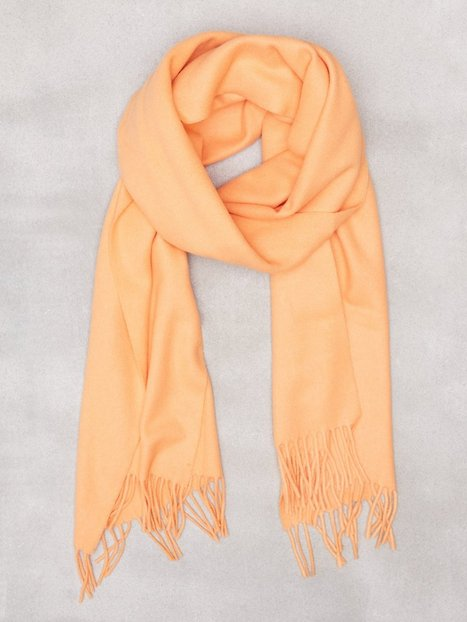 Billede af Samsøe Samsøe Accola maxi scarf 2862 Tørklæder Papaya