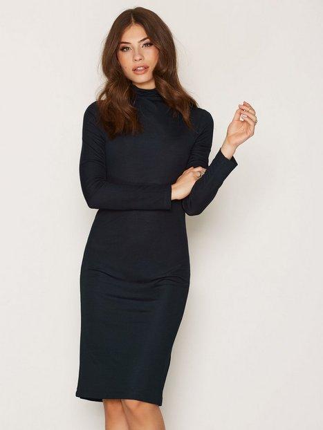 Billede af Samsøe Samsøe Celeste Dress Loose fit dresses Dark Sapphire